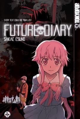 Дневник будущего [ТВ] / Future Diary / Mirai Nikki [2011]