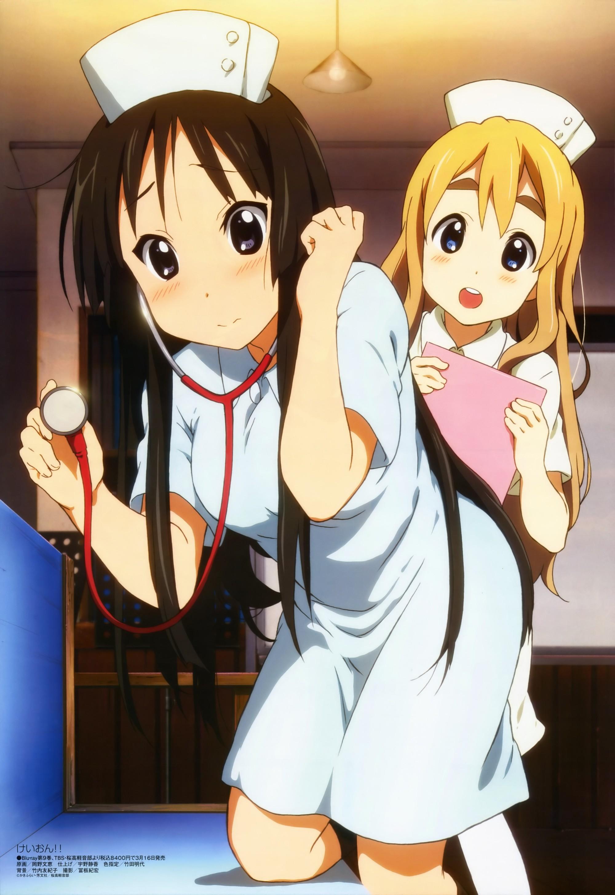 Японские медсестры в аниме 9 фотография