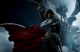 Римейк Space Pirate Captain Harlock