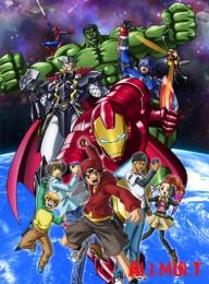 ������: ����� ������ / Disk Wars: Avengers