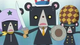 """One Piece 671 / ��� ��� 671 -   """"�������� �������! ����� ��������� ��������� � �����������!"""""""