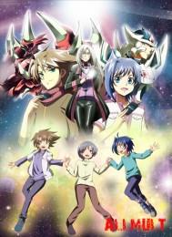 ��������� ���! ��������: �������� ������ (�����) / Gekijouban Cardfight!! Vanguard: Neon Messiah