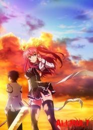 �������� ������-���������� / Rakudai Kishi no Cavalry